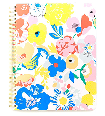 BANDO Mega blooms notebook