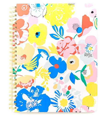 BANDO Mega blooms notebook