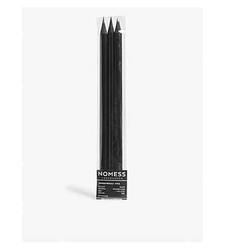 NOMESS Lead pencils set of three