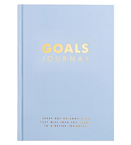 KIKKI.K Goals Journal: Inspiration notebook