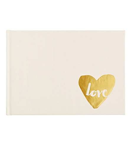 KIKKI.K Always and Forever questions guest book