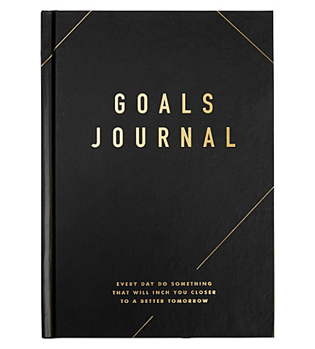 KIKKI.K Life Essentials Goals Journal