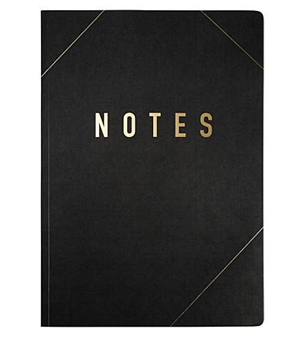 KIKKI.K A4 Life Essentials Refill notebook