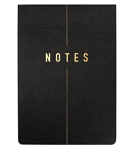 KIKKI.K A5 Life Essentials Refill notebook