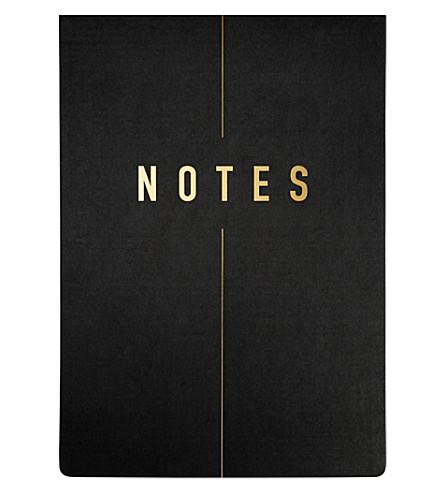 KIKKI.K A4 Life Essentials Refill notepad