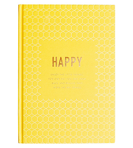 KIKKI.K Inspiration happiness journal