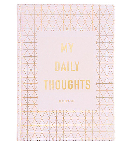 KIKKI.K My daily thoughts inspiration journal