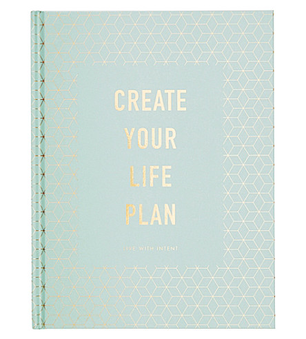 KIKKI.K Create Your Life notebook