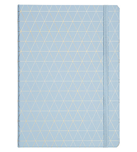KIKKI.K Inspiration A4 Bonded Leather Journal
