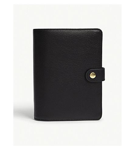 KIKKI.K Personal 18-month medium leather planner