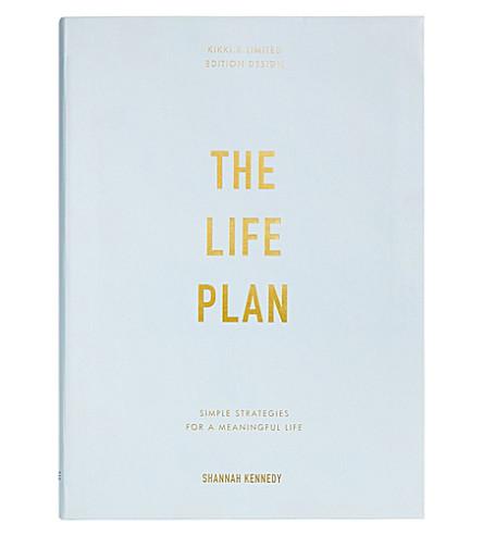 KIKKI.K The life plan book