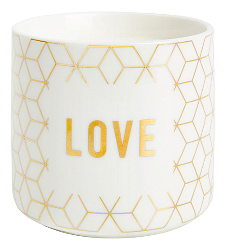 KIKKI.K Inspiration love scented candle