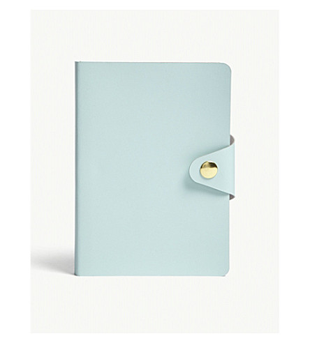 Kikkik energise a6 recycled leather journal selfridges kikkik energise a6 recycled leather journal negle Image collections