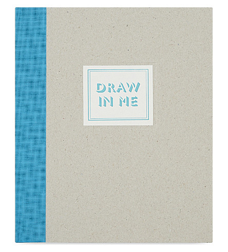 MARBY & ELM Draw in me notebook