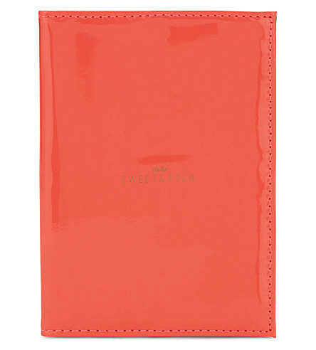 SWEET AND SOUR Passport holder