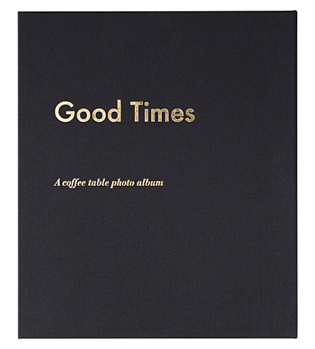 PRINT WORKS Good Times photo album