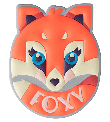 PRINT WORKS Foxy phone sticker