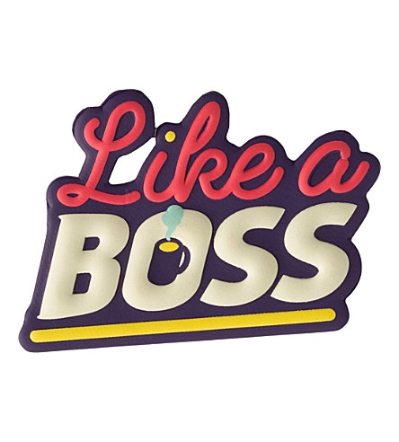 PRINT WORKS Like A Boss phone sticker