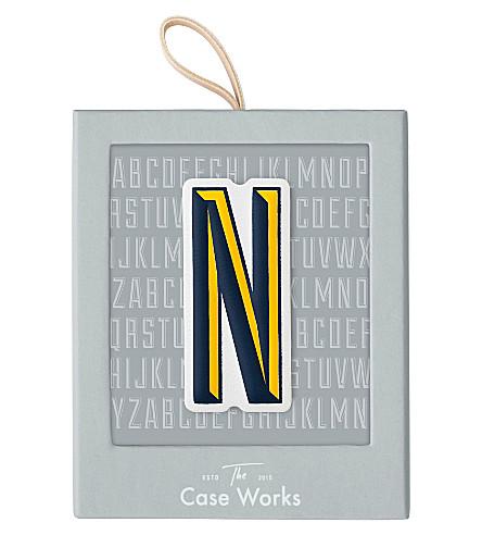 PRINT WORKS Letter N sticker