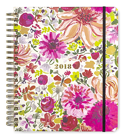 KATE SPADE NEW YORK Dahlia mega 17-month agenda