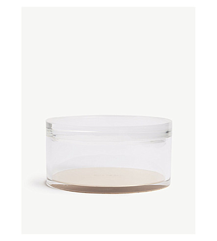 KATE SPADE NEW YORK Odds & Ends round container