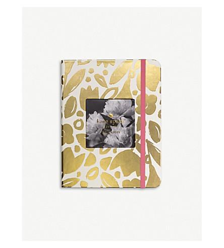 KATE SPADE NEW YORK 金花卉日记 19.7厘米 x 15.5厘米