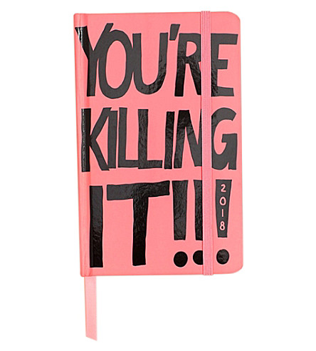 BANDO You're Killing It classic 17-month agenda