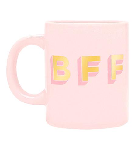 BANDO BFF ceramic mug