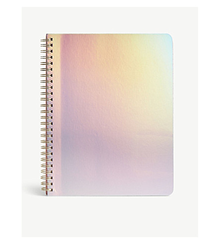 BANDO Holographic rough-draft mini notebook