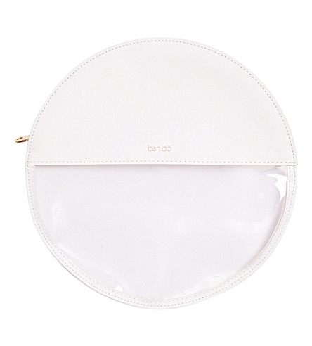 BANDO Peekaboo circle clutch