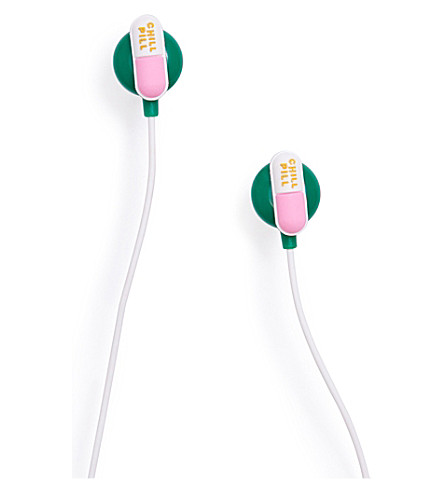 BANDO Chill Pill Listen Up! ear buds
