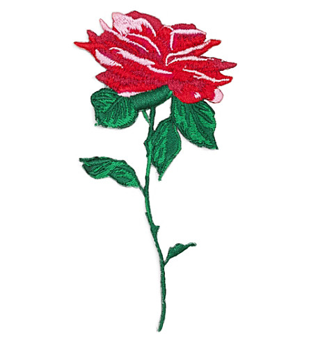 BANDO Will You Accept This Rose? patch
