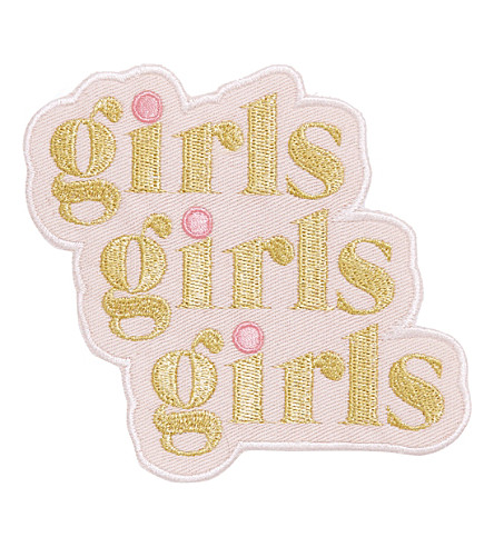 BANDO Girls Girls Girls patch