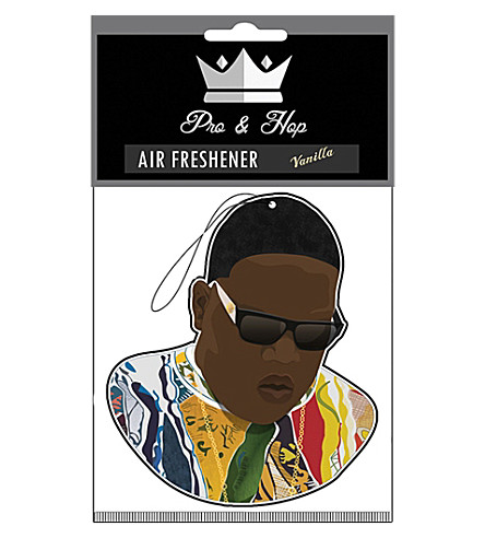 PRO + HOP I Am B.I.G car air freshener