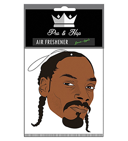 PRO + HOP Snoop Dogg car air freshener