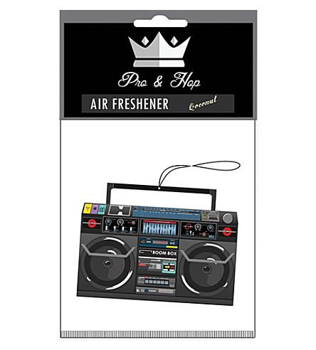 PRO + HOP Beatbox air freshener