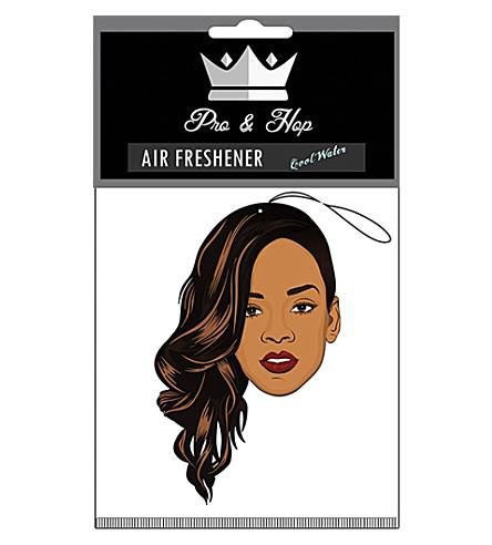 PRO + HOP Rihanna car air freshener