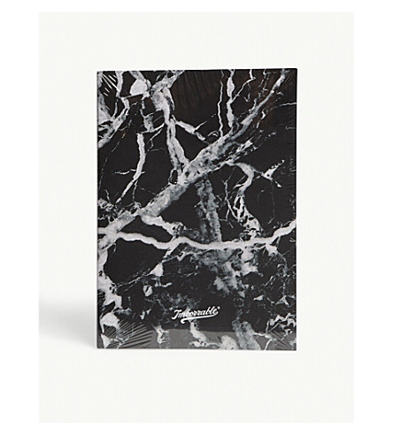 WALK WITH ME Marble notebook 21x15cm