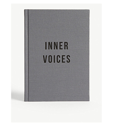 THE SCHOOL OF LIFE Writing as Therapy Inner Voices notebook 21.5x15cm