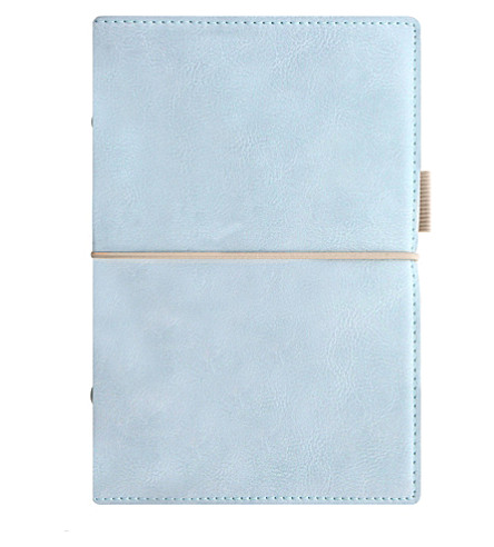 FILOFAX Domino faux-leather personal organiser