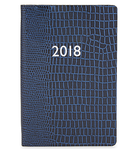 LETTS Iguana mini pocket Week to View 2018 diary