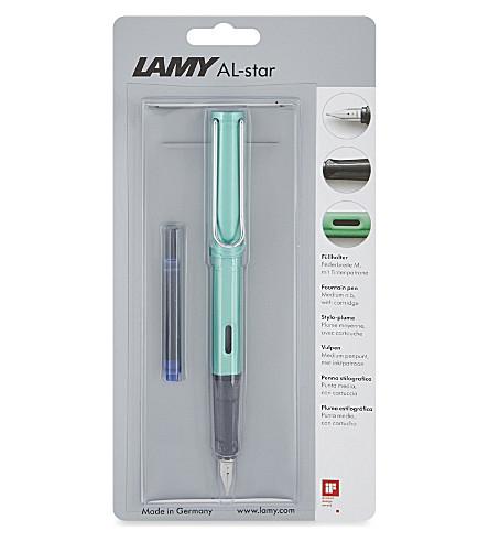 LAMY AL-星级钢笔