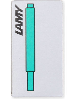 LAMY Black cartridges