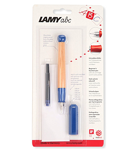 LAMY ABC beginner's fountain pen