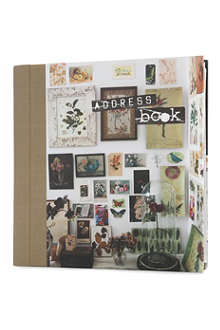 RYLAND PETERS & SMALL Creative Walls large address book