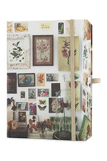 RYLAND PETERS & SMALL Creative Walls mini notebook