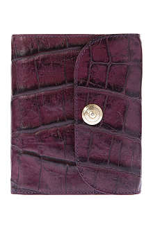FILOFAX Temperley London Violet pocket organiser