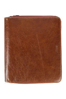 FILOFAX Malden iPad case and organiser