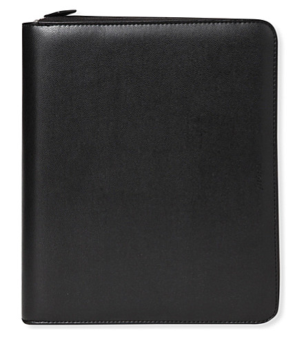 FILOFAX Pennybridge A5 personal organiser and iPad holder