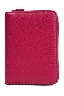 FILOFAX Pennybridge faux-leather pocket organiser